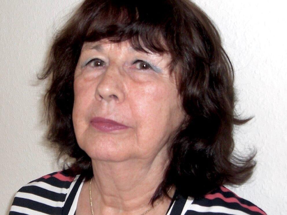 Verein Alt-Friedrichsthal: Ursula Heckmann