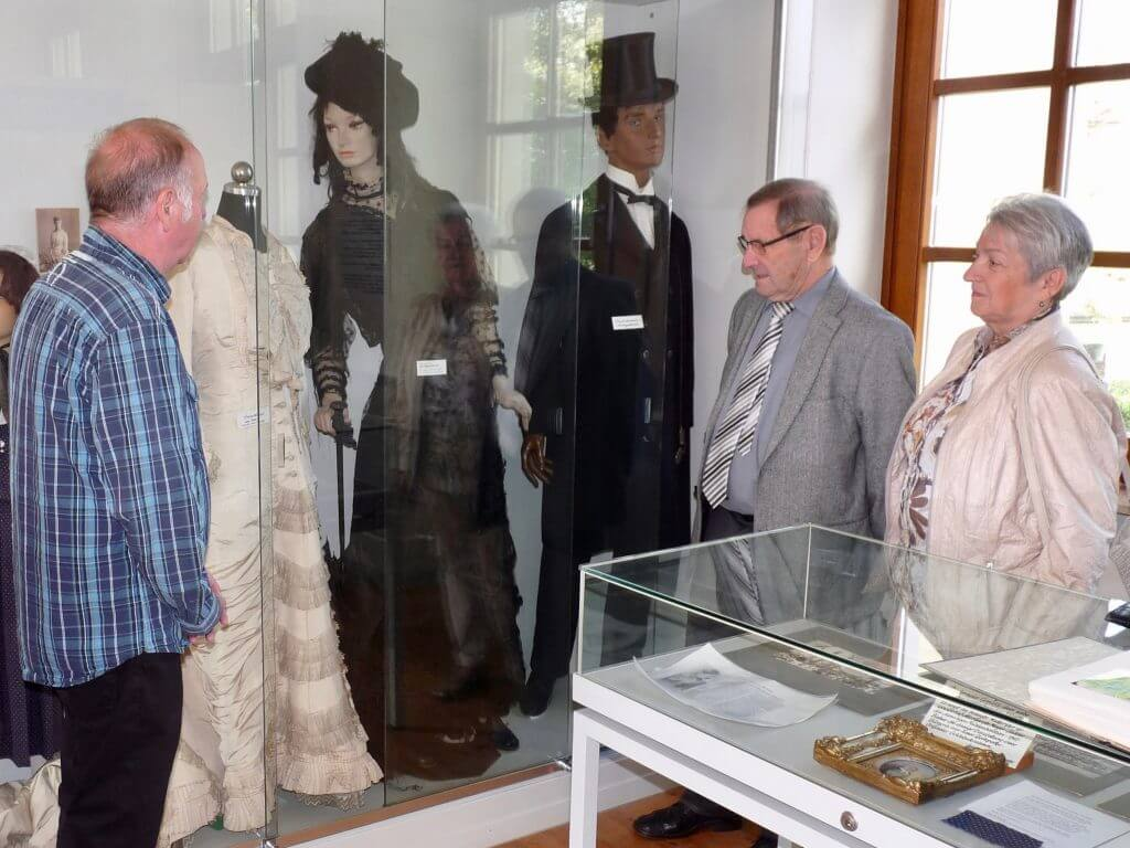 Tag des offenen Denkmals: Kleidung