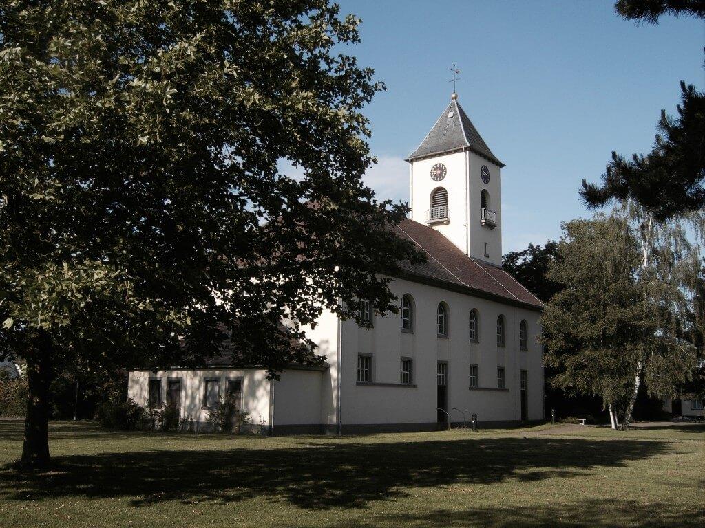 Evangelische Kirche Friedrichstal
